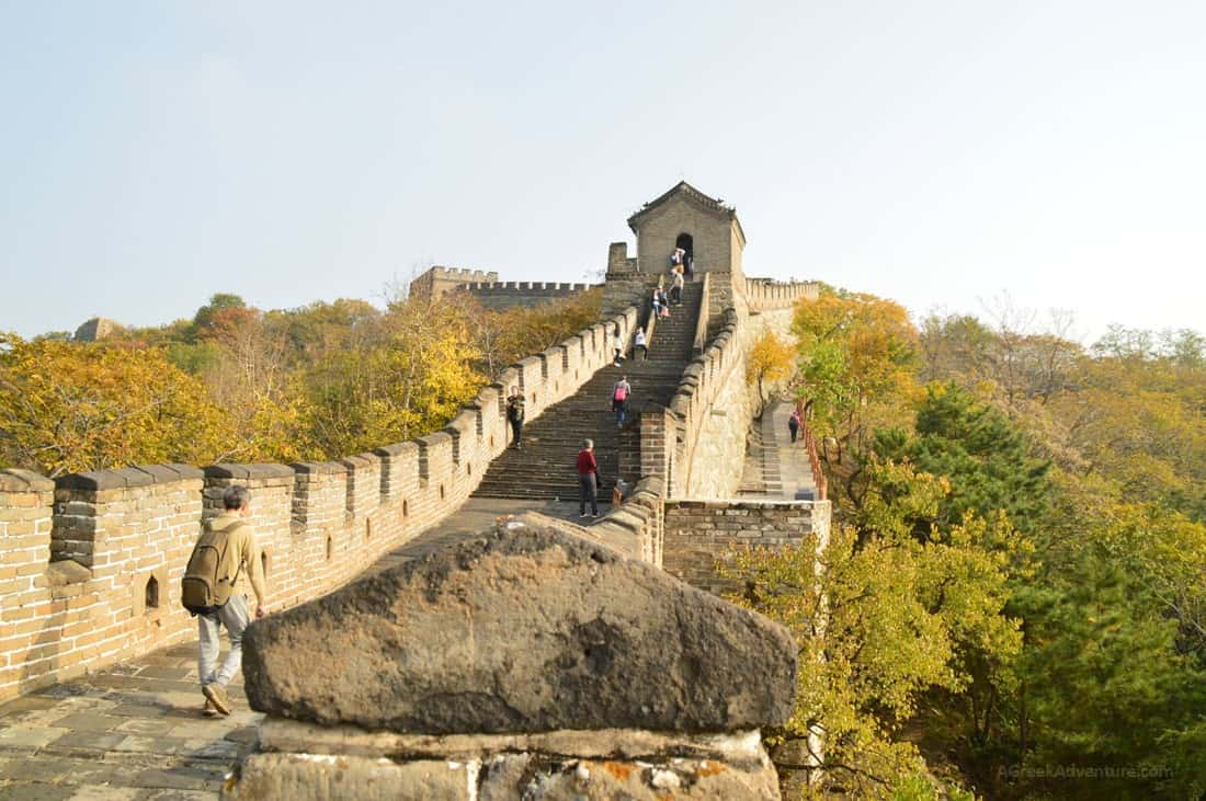 Great Wall of China - World Wonders