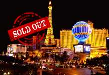 "Hotwire Launches ""Million Dollar Sale"": Las Vegas Hotel Rooms for $50"