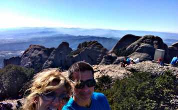 Mystical Hiking Montserrat Spain: One with God?