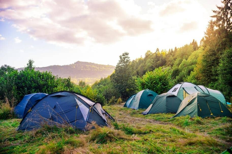 How to Turn Your Camping holiday into an Adventure