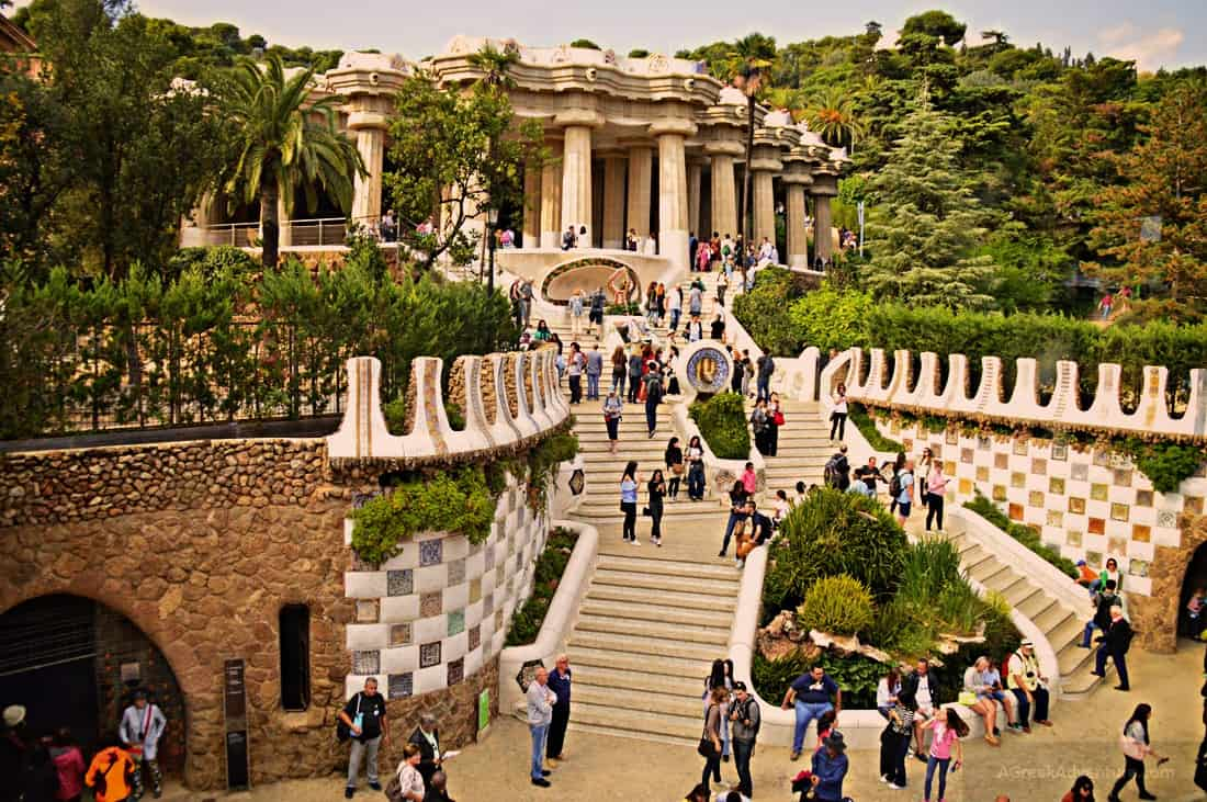 Park Guell Barcelona - Fairyland of Gaudi - 3 Days in Barcelona: Perfect Barcelona Itinerary