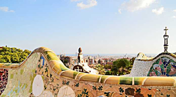 Park Guell Barcelona - Fairyland of Gaudi