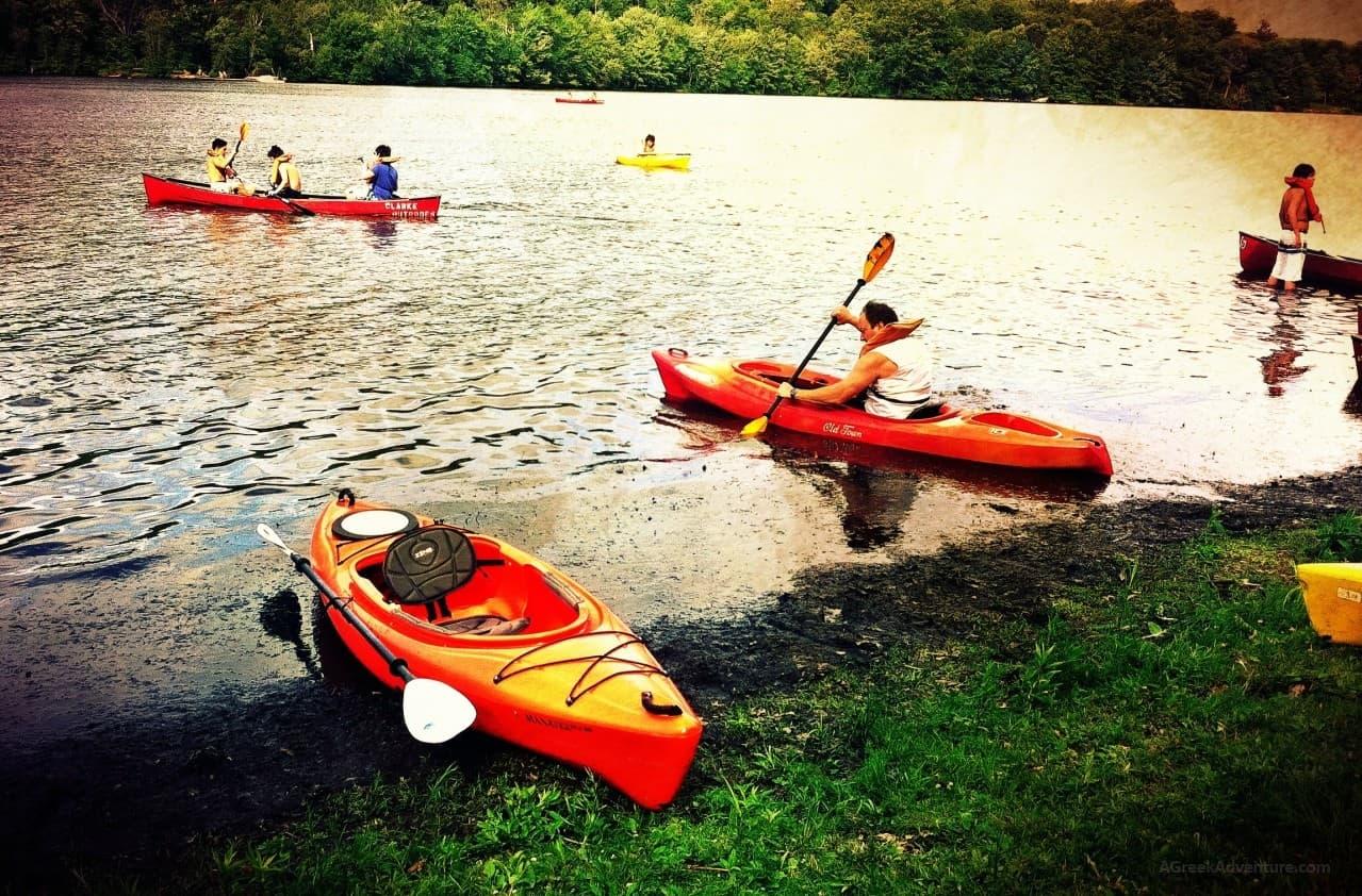 A Trip For Survival - Enjoying Sea Kayak Trips