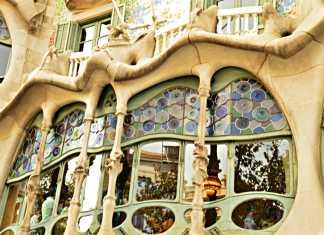 La Sagrada Familia & City of Barcelona