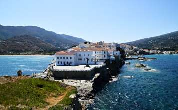2 Days in Andros Island Greece Itinerary