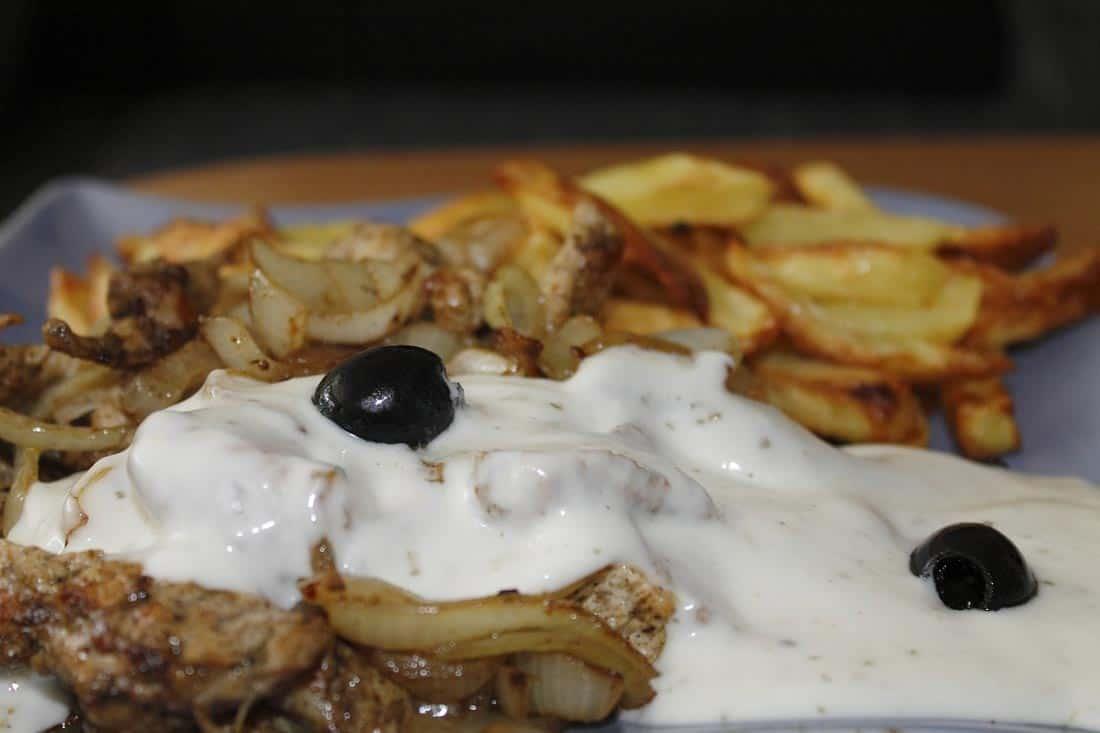 Weird Greek Food Experiences