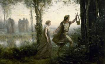 Orpheus And Eurydice Love Drama Ancient Greece