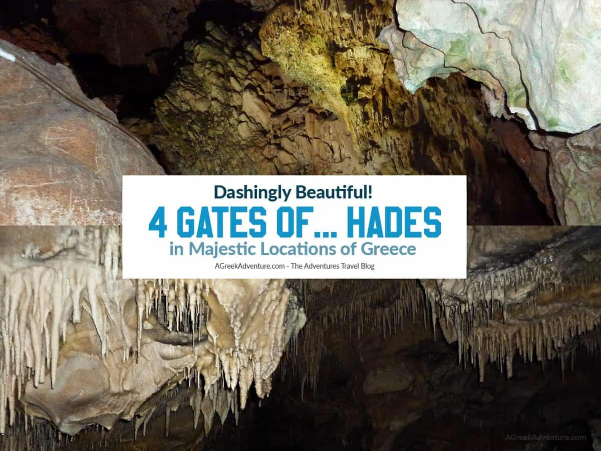 4 Gates Of Hades Locations Not To Miss In Greece