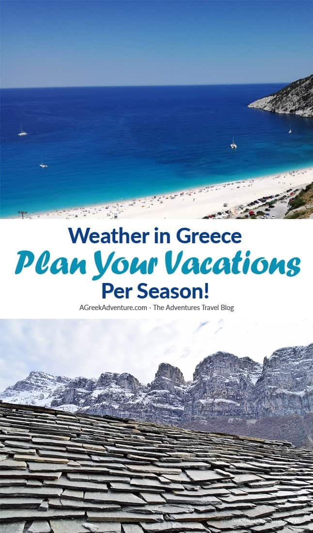 Greece Weather & Planning For Great Vacations