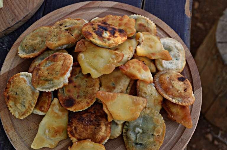Best Weird Greek Foods