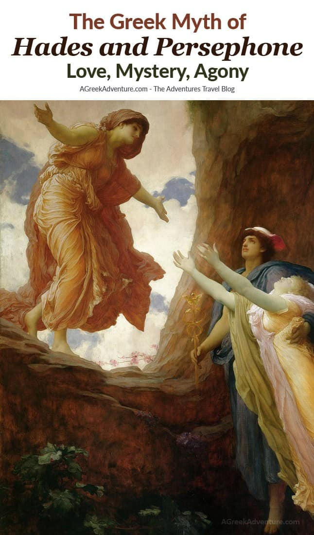 Thrilling Hades and Persephone Love Ancient Greek Tragedy 1