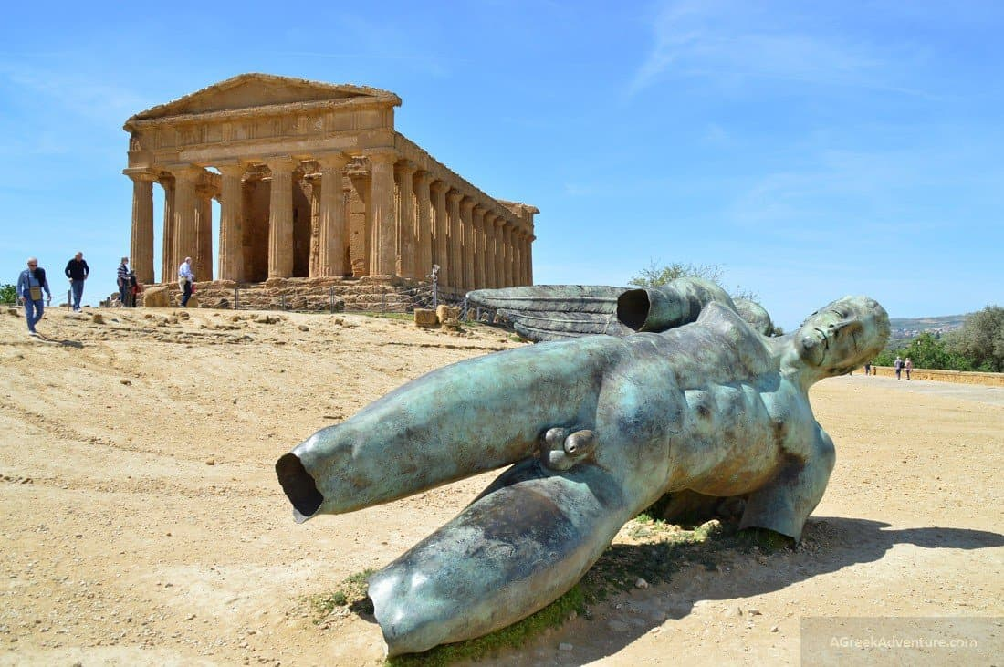 Things To Do In Agrigento Sicily Italy Agreekadventure World Travel Blog