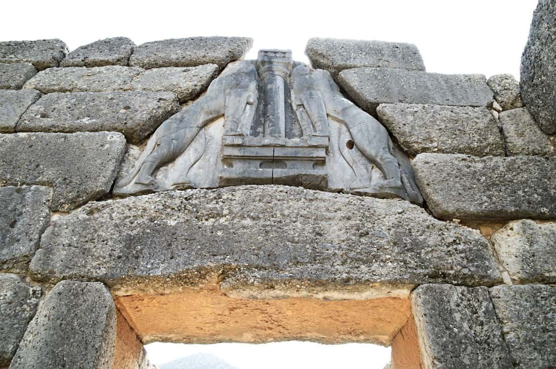 Our Ancient Mycenae Family Day Trip in Greece