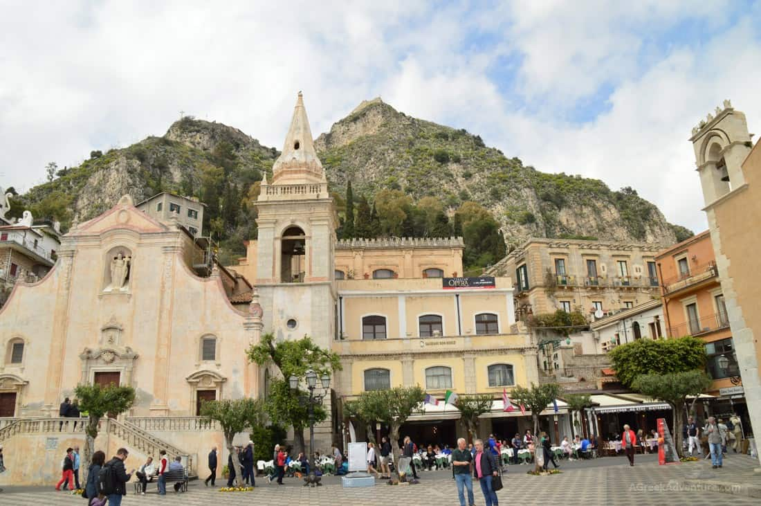 Things To Do in Taormina Sicily, Italy