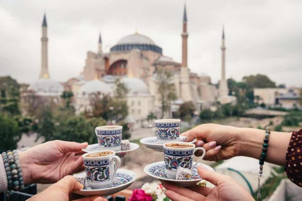 Turkey Countries with Best Coffee Culture