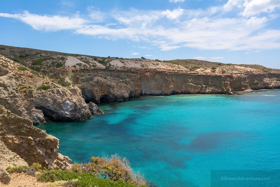 7 Days Milos Island Greece - It Blows Your Mind and has Volcanoes too