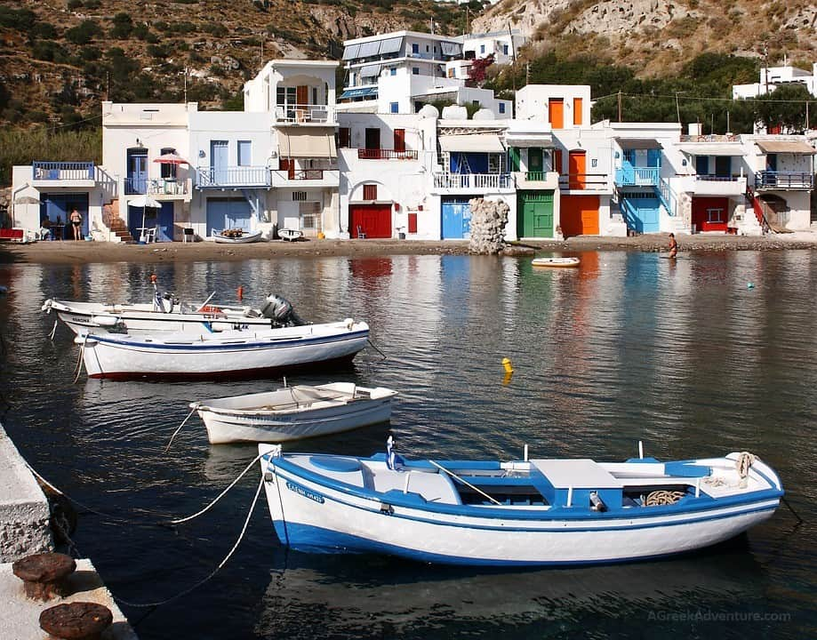 7 Days Milos Island Greece - It Blows Your Mind
