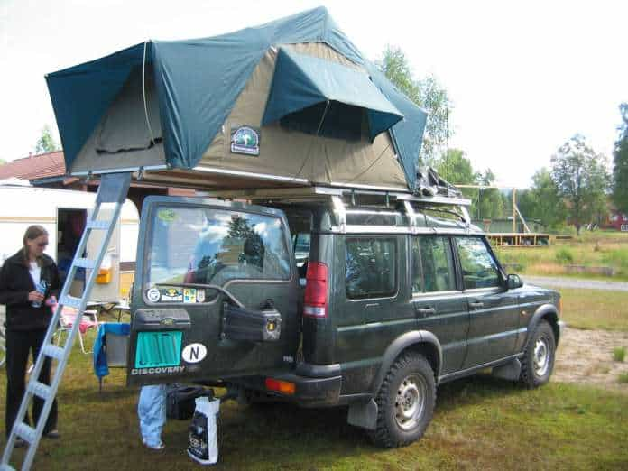 Hard Top Roof Top Tent for Camping: Need To Know