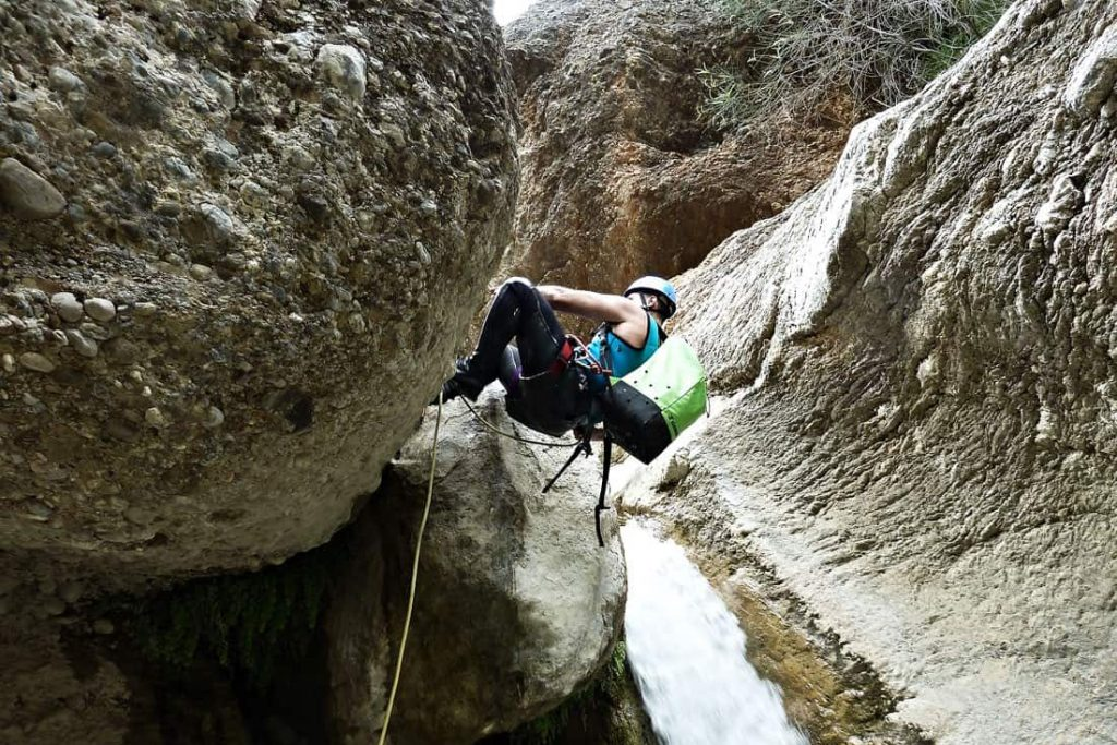 Canyoning For Beginners Guide