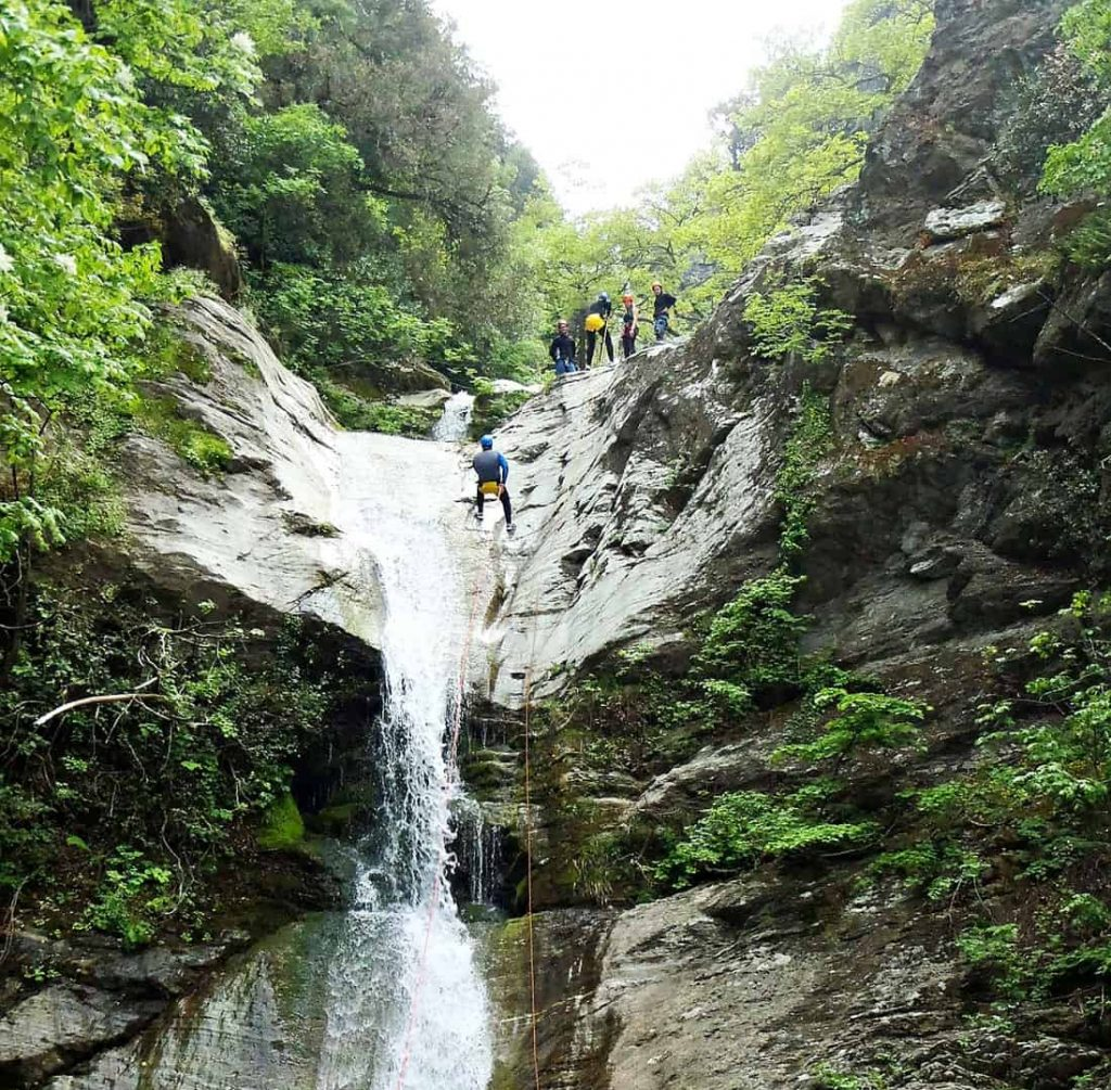 Canyoning for Beginners Ultimate Guide