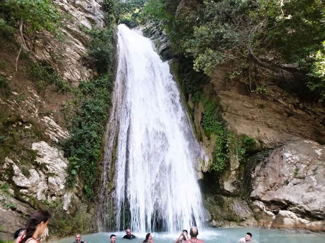 Neda Waterfalls Hidden Gems of Greece