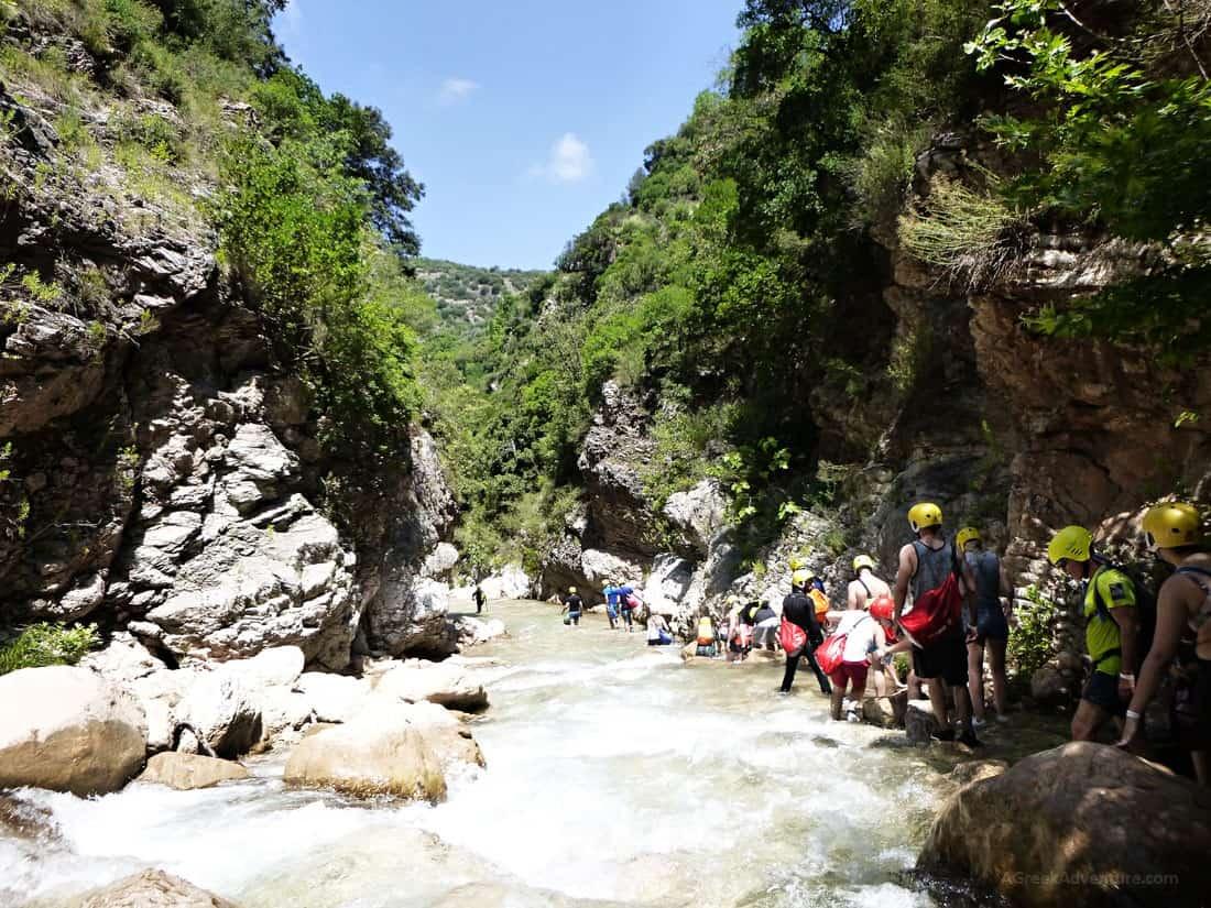 Neda Waterfalls Hidden Gems of Greece