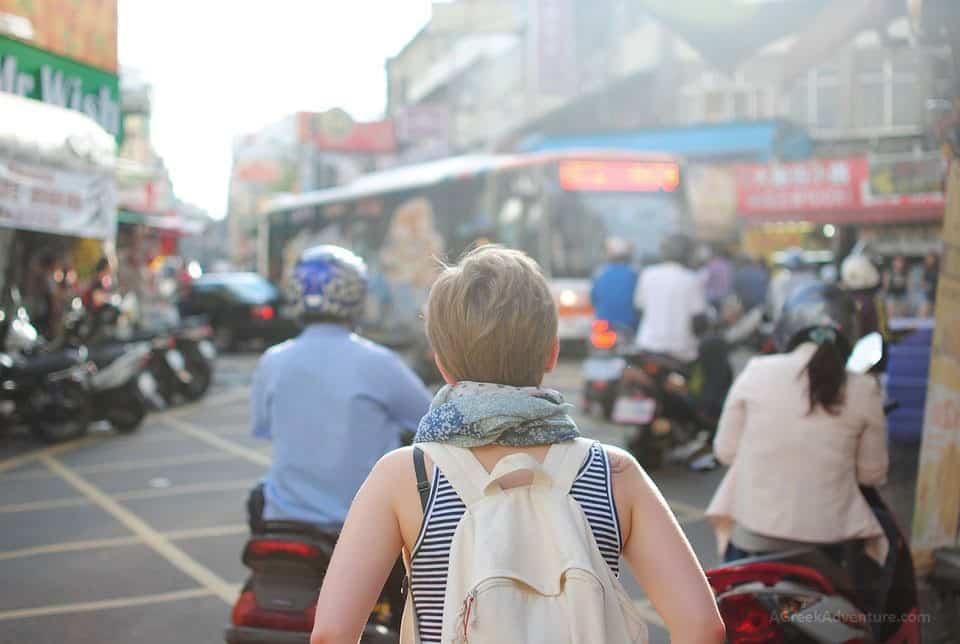 Women Travel Around the World - Survival Guide