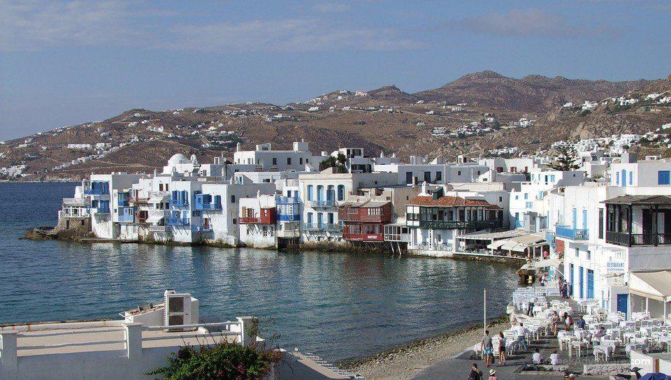 Athens to Mykonos Ferry or Flight?