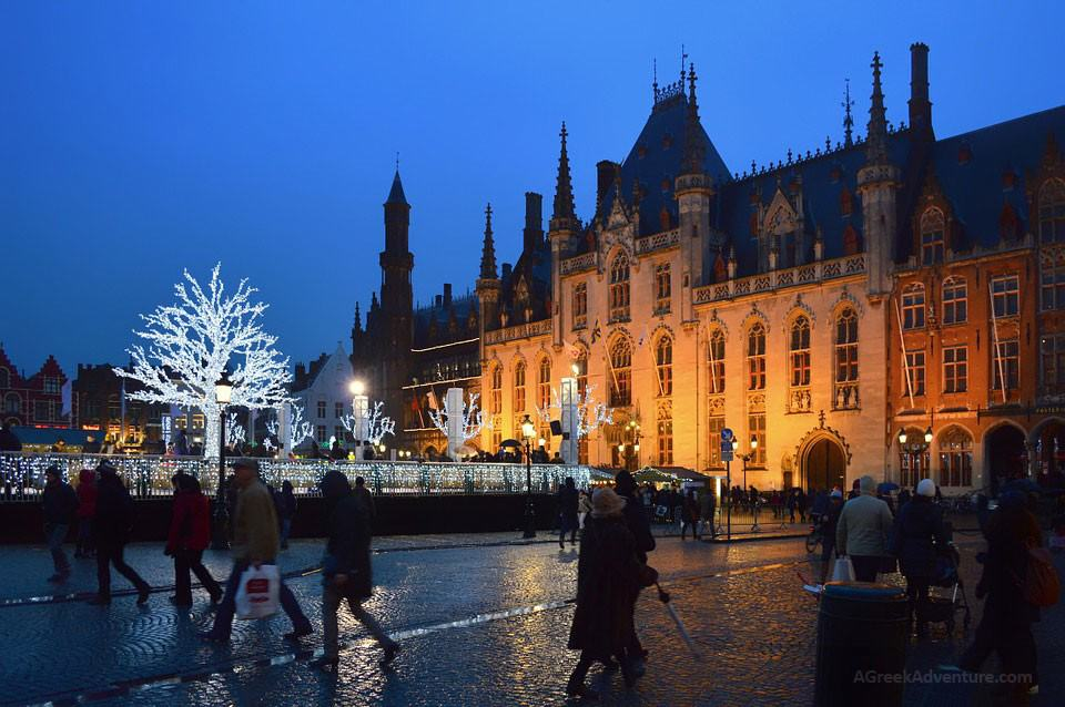 Best Destinations for Christmas in Europe