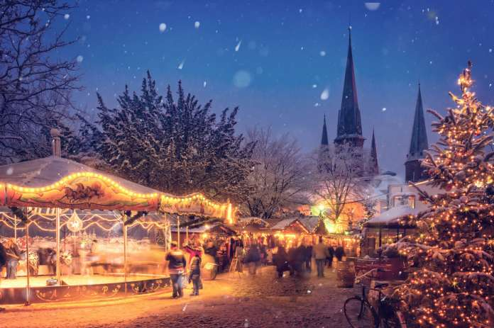 Christmas In Europe.Christmas In Europe 23 Best Cities Agreekadventure World