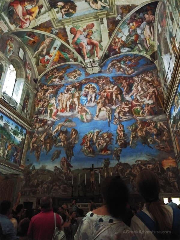 Rome Itinerary