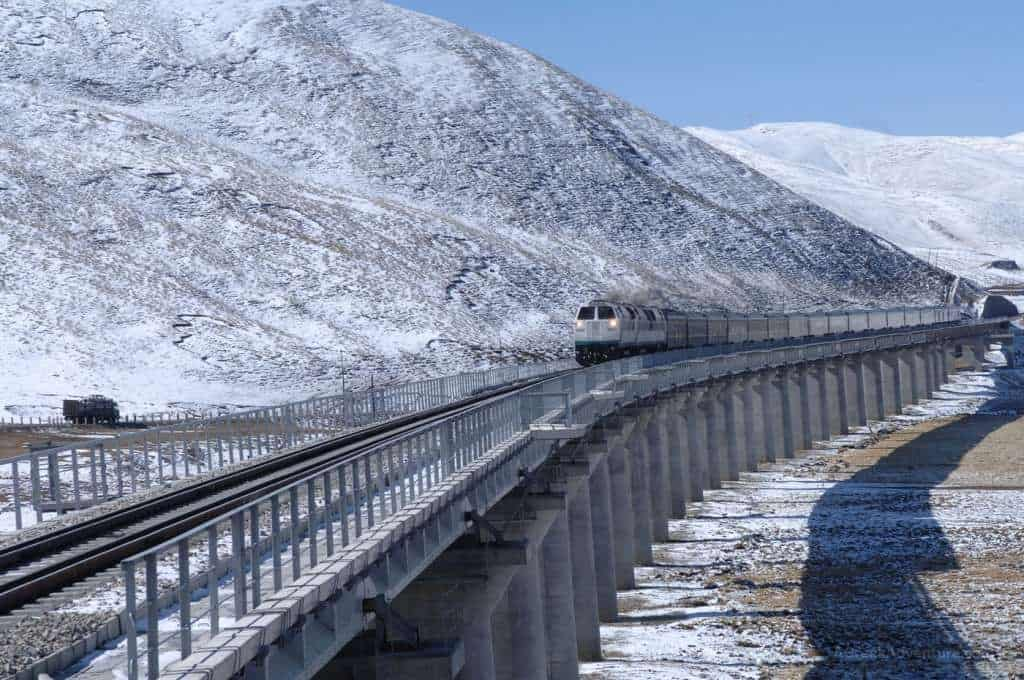 Useful Tips for China to Tibet Train journey