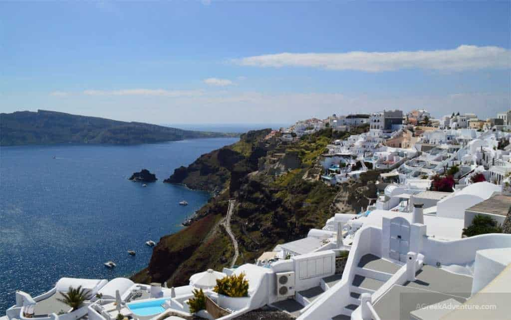 Oia Santorini - What to Do & See - greek island tours