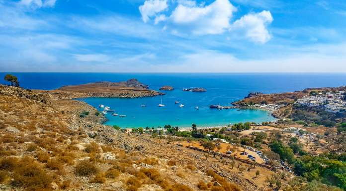 Rhodes Beaches: The Best in the Greek Island to Seek