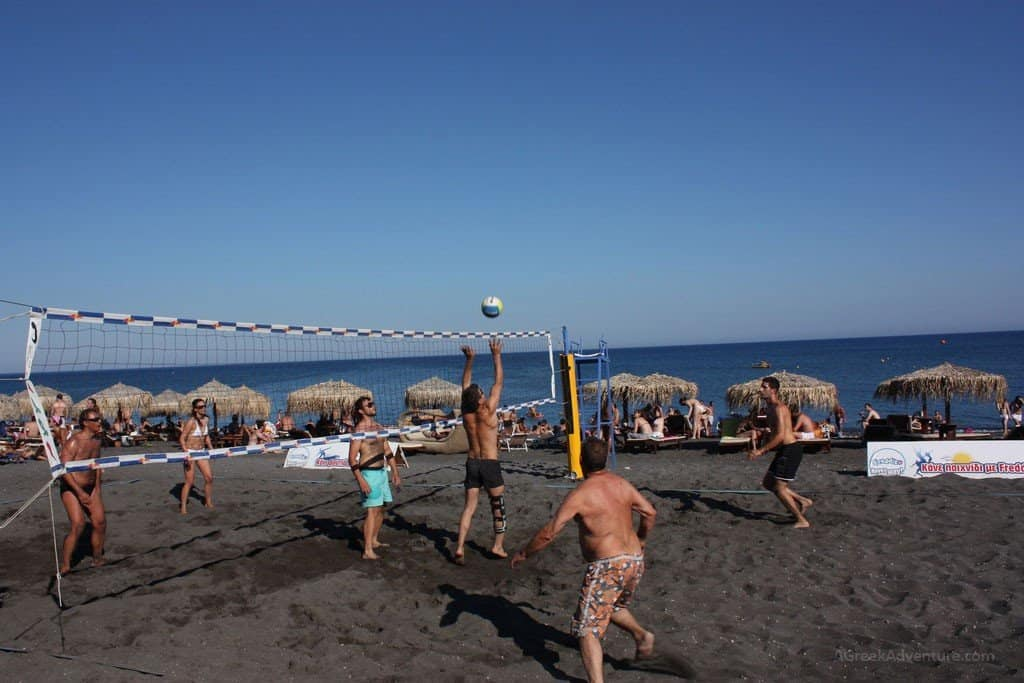 Best Santorini Beaches Increasingly Gaining Popularity