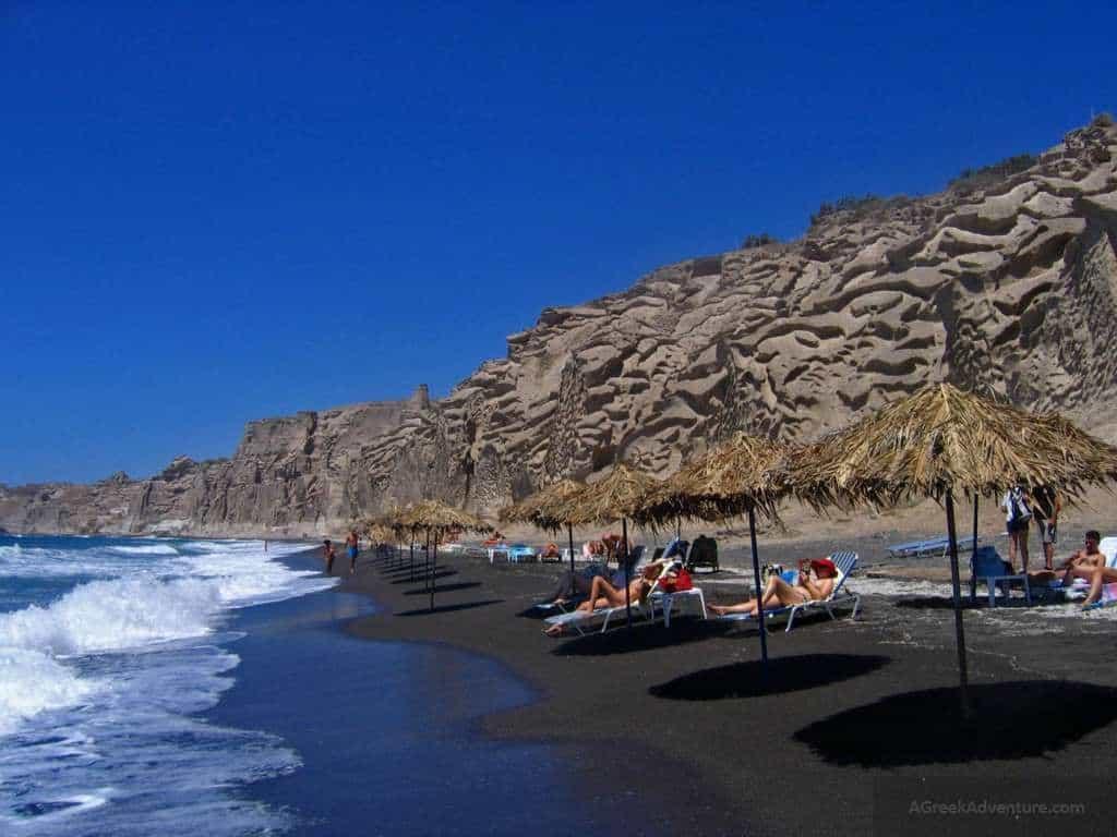 Best Beaches on Santorini