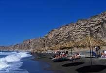 Best Santorini Beaches Increasingly Gaining Popularity