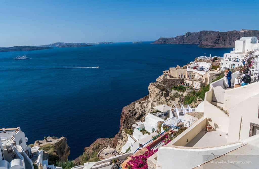 Santorini Weddings & Honeymoon