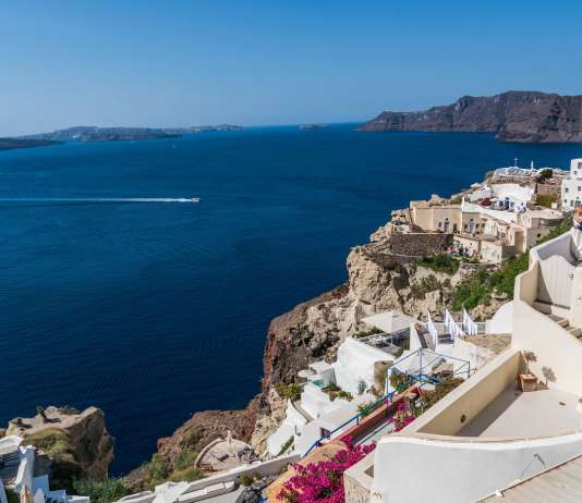 Santorini Weddings & Honeymoon