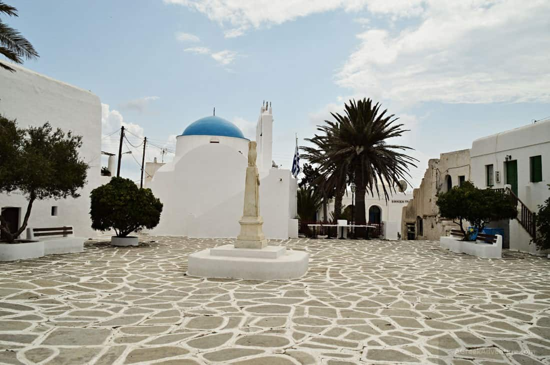 Things to Do in Sikinos Island Greece