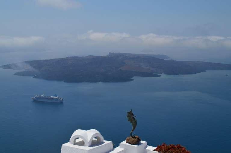 volcanoes in greece