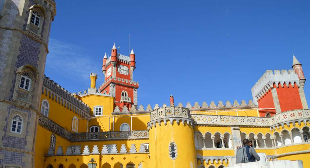 Lisbon to Sintra Portugal Things To Do