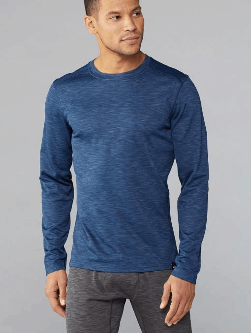 Midweight Base Layer Crew Top