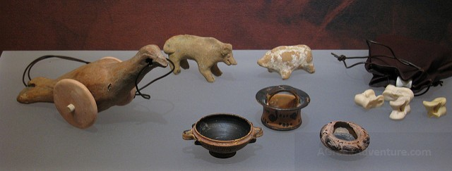 Games Ancient Greeks Played for Fun