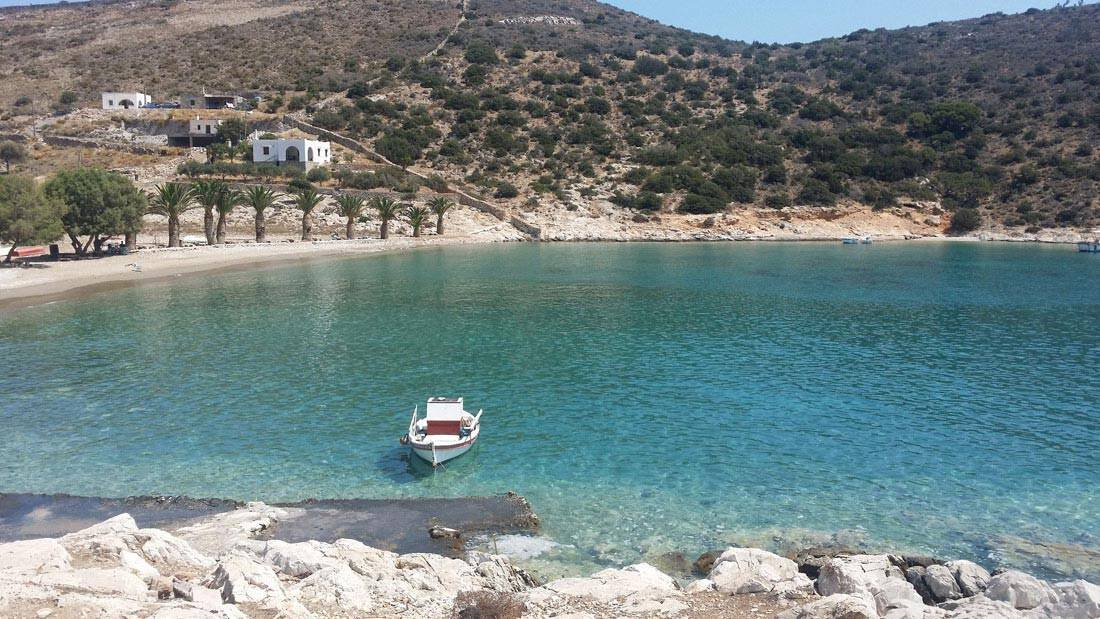 Naxos Beaches and Things to Do for 7 Days
