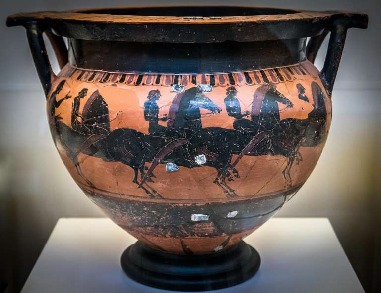 Ancient Greeks Games Played for Fun 1