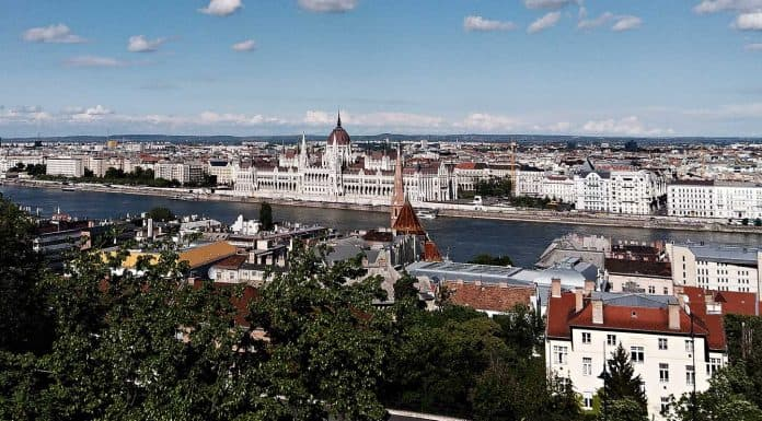 3 Days in Budapest city overview