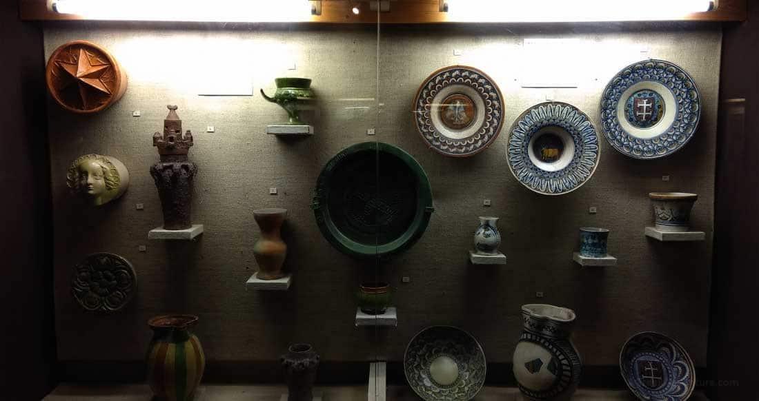 History museum of Budapest