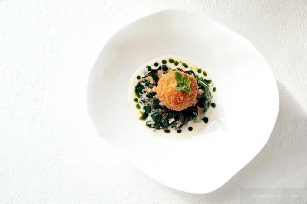 Splendid Naxos Restaurants Fine Dining & Local