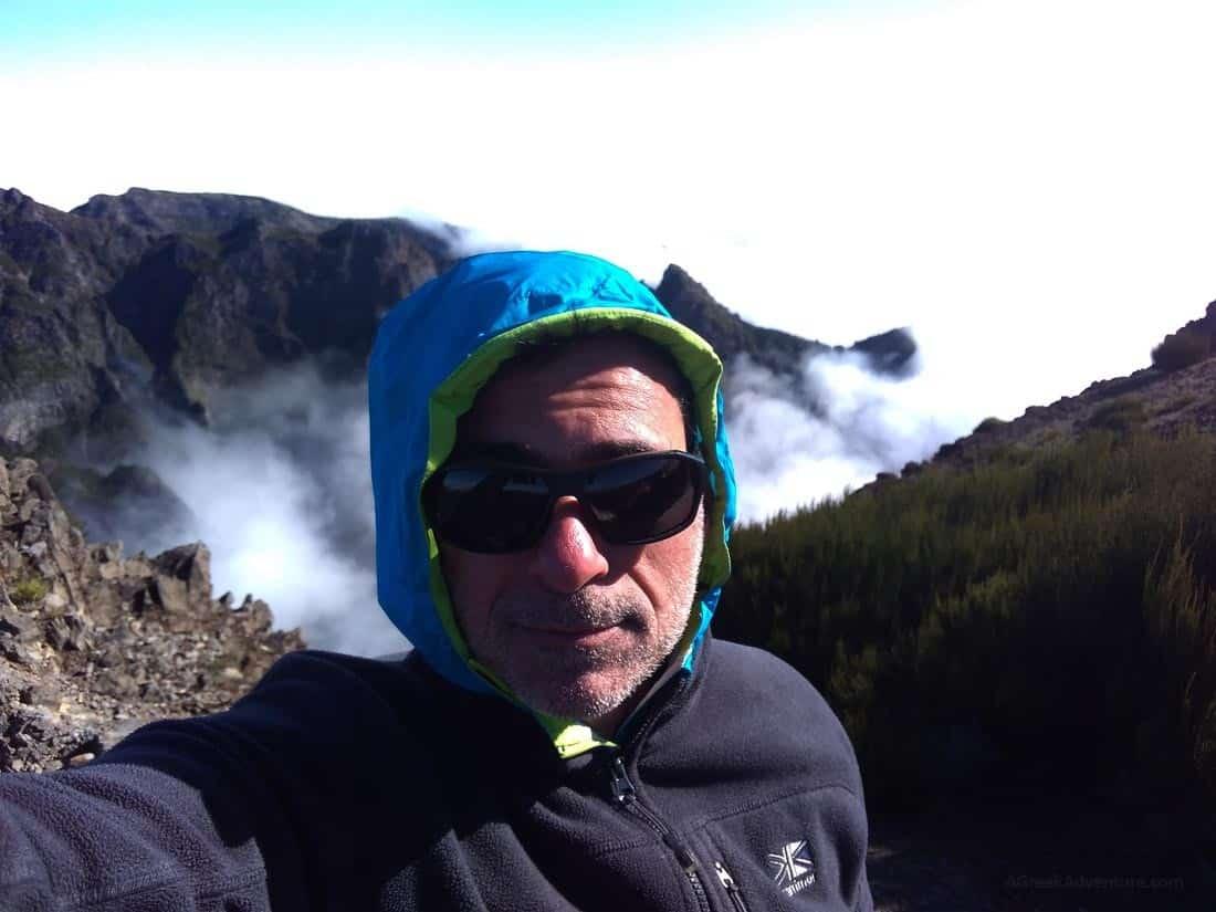 Thrilling Pico Do Areerio to Pico Ruivo Madeira Trekking